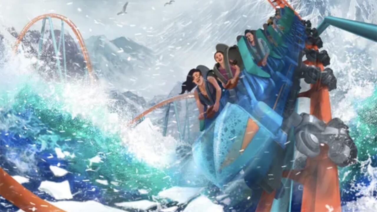 Seaworld e Busch Gardens irão ganhar novas montanha-russas
