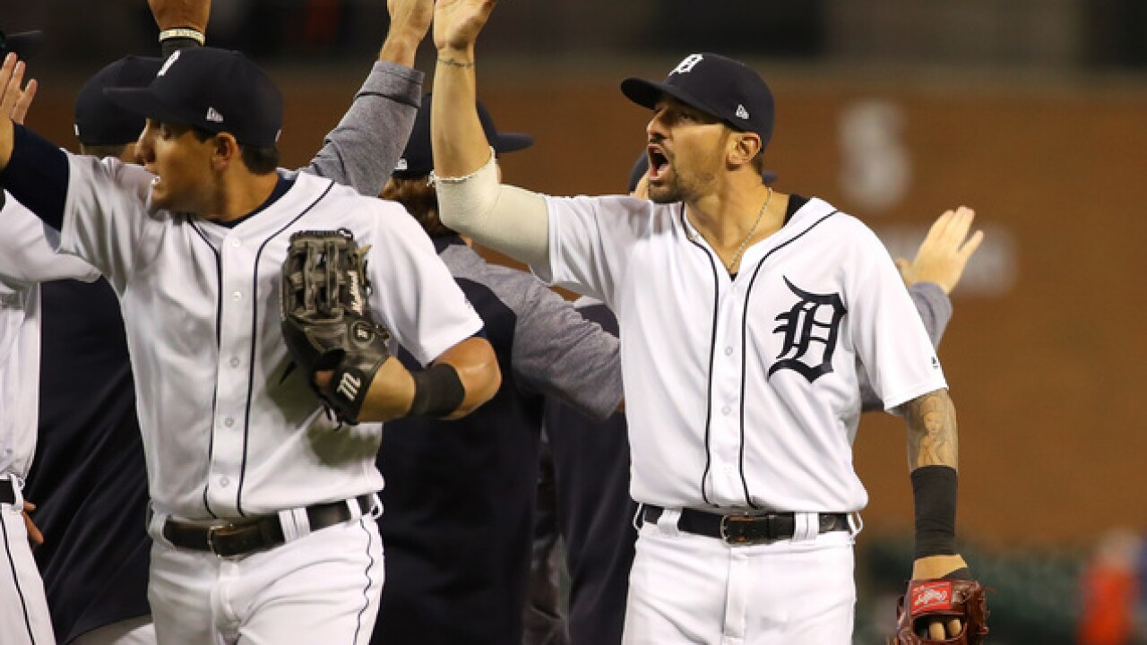 Tigers score five in the seventh to fuel another comeback win over Indians