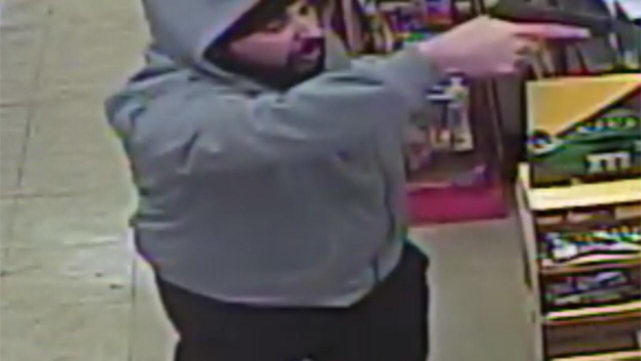 Westlake business robbed at gunpoint