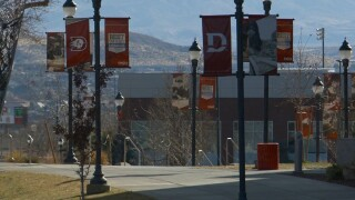 Dixie State Banners