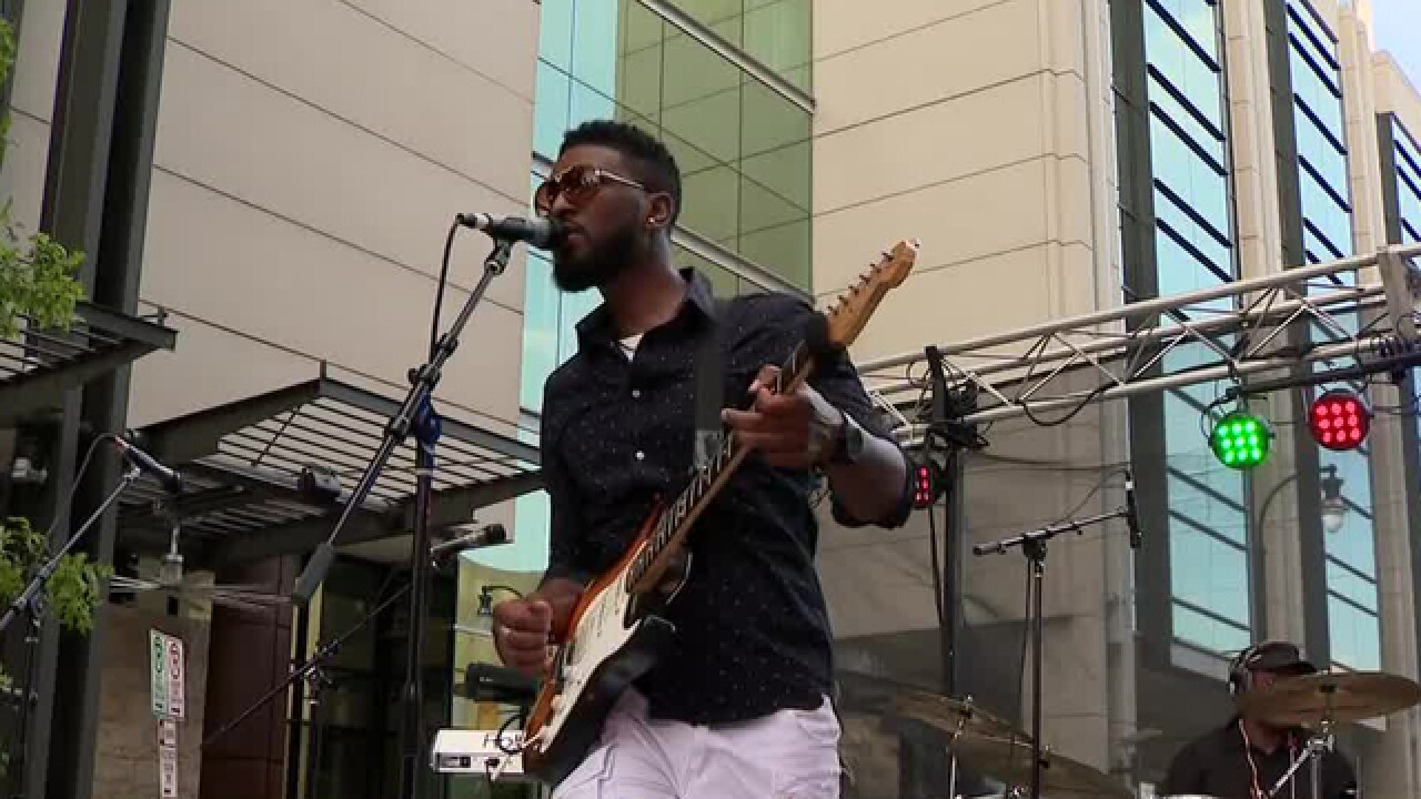 Jefferson Street Jazz Fest Begins In Nashville