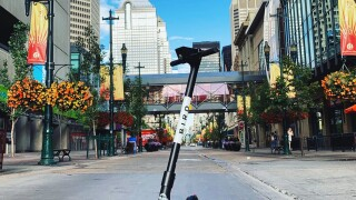 Bird e-Scooters Now Available in Calgary