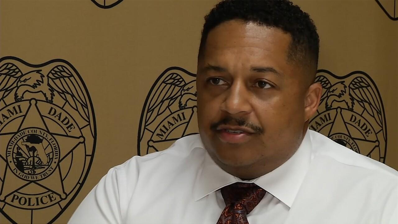 John Jenkins, Miami-Dade police lieutenant arrested