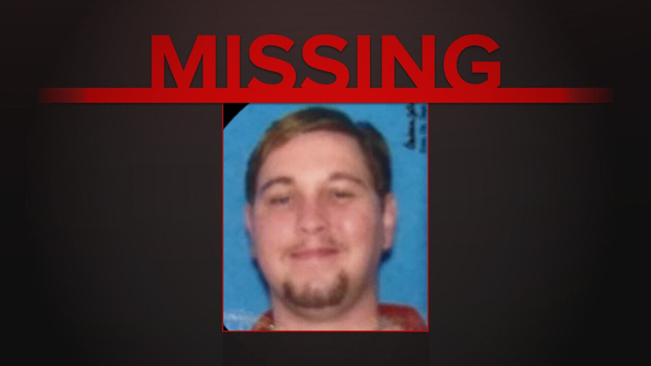 Shawn Shoder missing