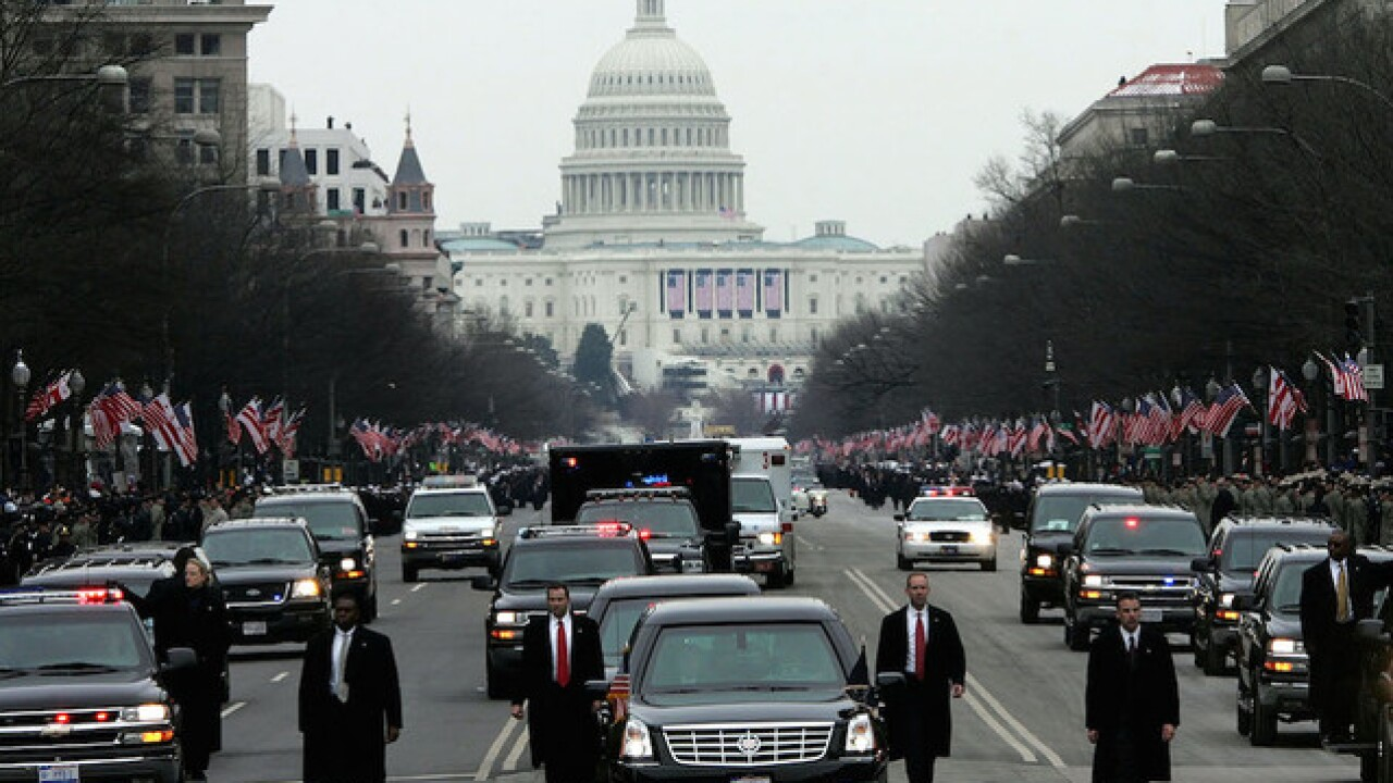 Schedule of presidential inauguration events happening this week in Washington D.C.