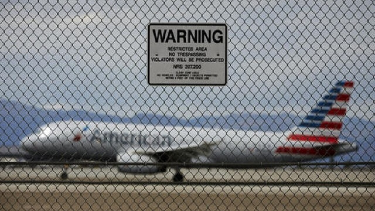Report: Airports need more help with intruders