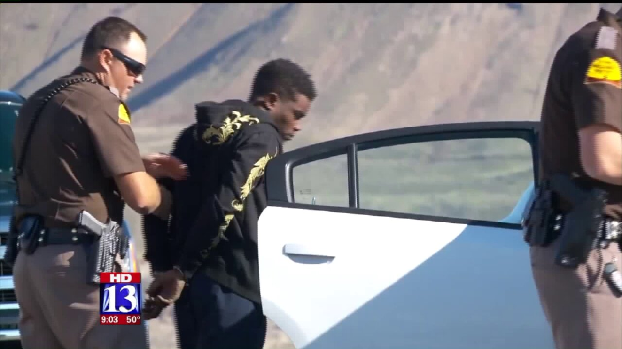 Police identify suspects after traffic stop on I-80 leads to multi-agencymanhunt