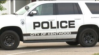 Police investigate stabbing of Kentwood man