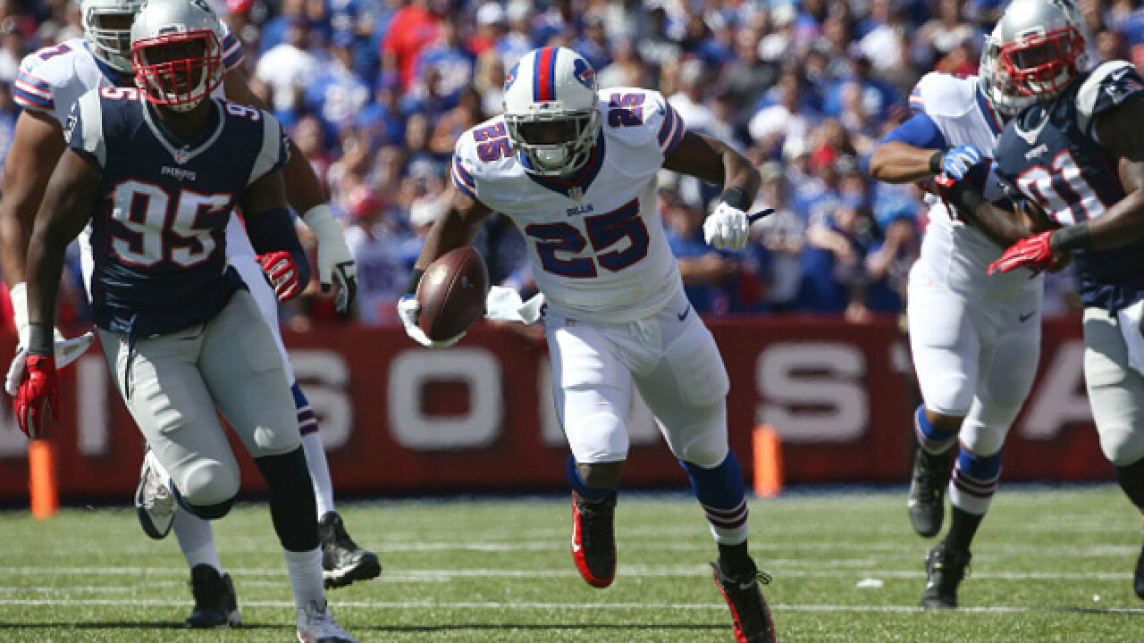 Joe B: 5 Bills practice notes from Oct. 1/2
