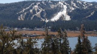 AP A CA USA SNOW SUMMIT SKI AREA
