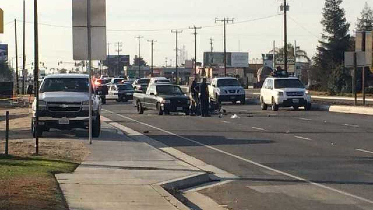 Motorcyclist killed in crash on Rosedale Highway identified