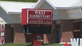 west elementary wilson county schools