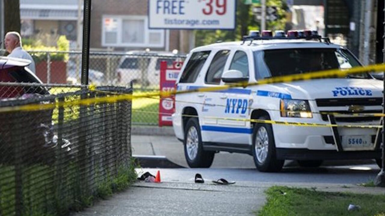 Mosque leader, associate fatally shot after leaving NYC mosque
