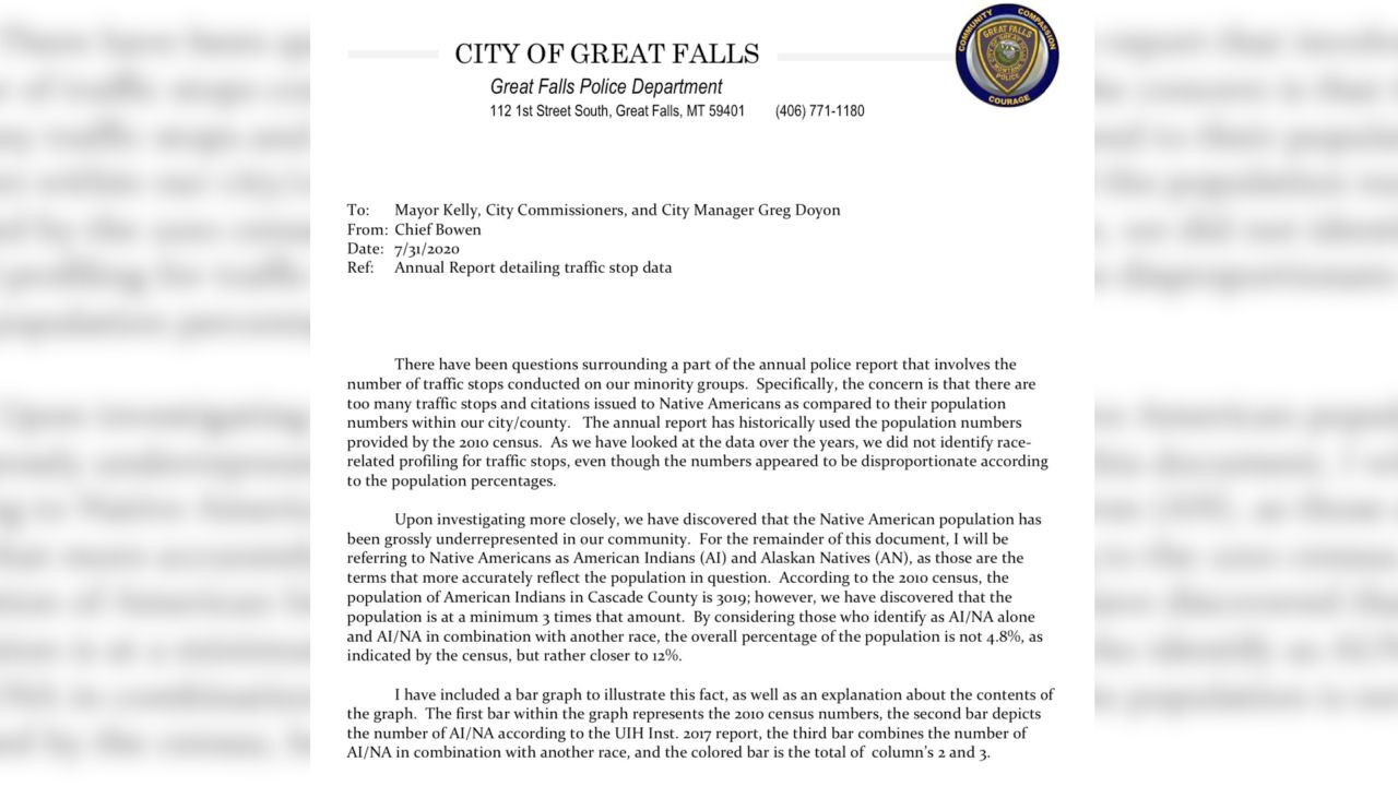 GFPD responds to allegations of racial discrimination with action