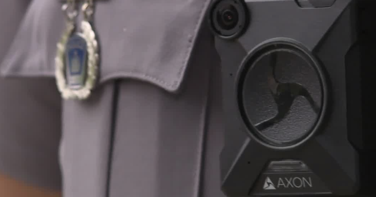 Aberdeen Police launch body worn camera program; first in Harco to outfit full force