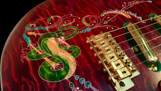 Fender Diamond Cobra Stratocaster Close-up