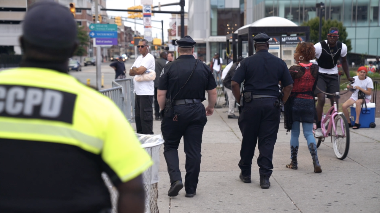 Nation looks to Camden, New Jersey, for community-policing model
