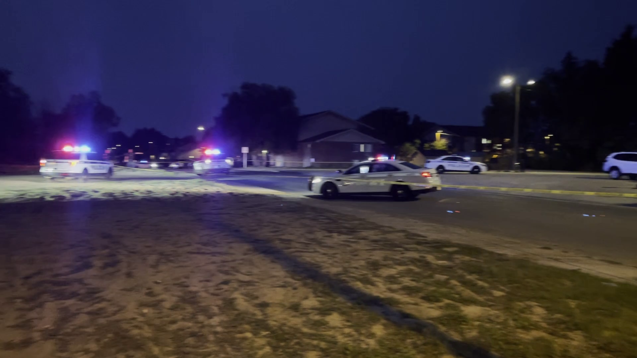 Man arrested in connection with overnight shootings in Great Falls