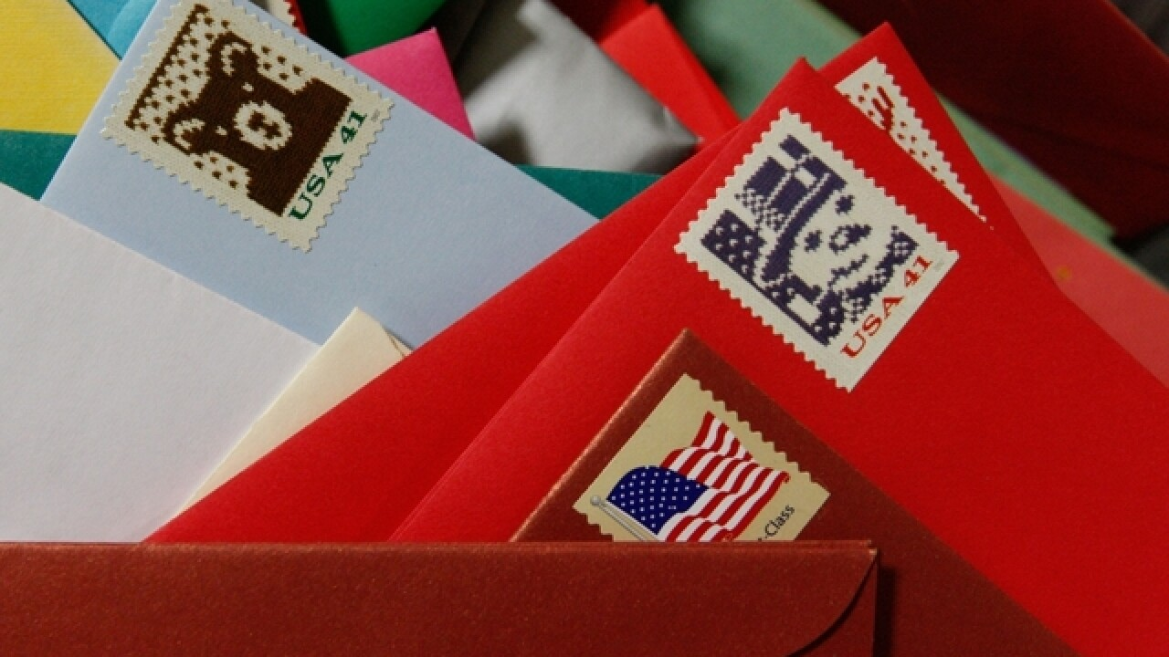 Mailman pleads guilty to stealing mail deliveries