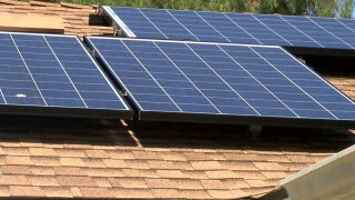 California set to mandate solar panels on most new homes