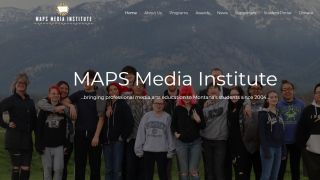 Non-profit provides professional media arts education for Montana students