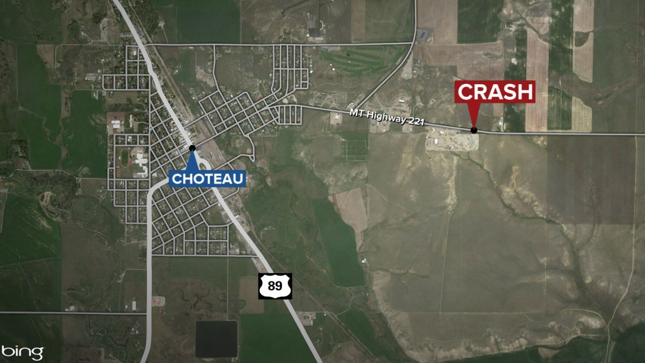 1 person dead, 1 injured in Teton County crash (September 10, 2021)