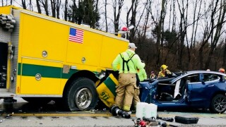 Woman killed, man seriously injured in Interstate 70 crash in Putnam County