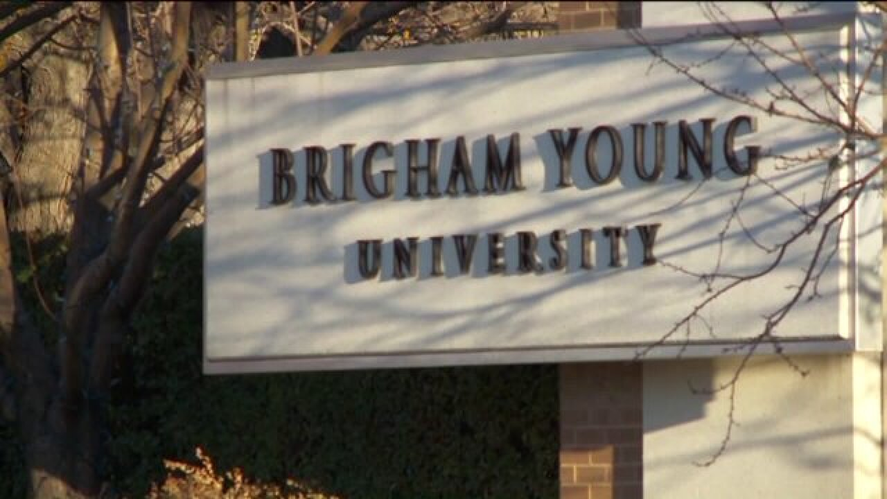 Group files complaint letter with NCAA over alleged discrimination atBYU