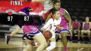 Bonilla Goes Over 1,000 Career Points as Lady Blazers Use Big Second Half for 97-87 Victory