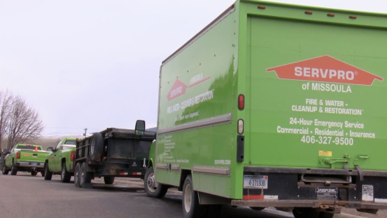 SERVPRO of Missoula offers hospital grade disinfecting during pandemic