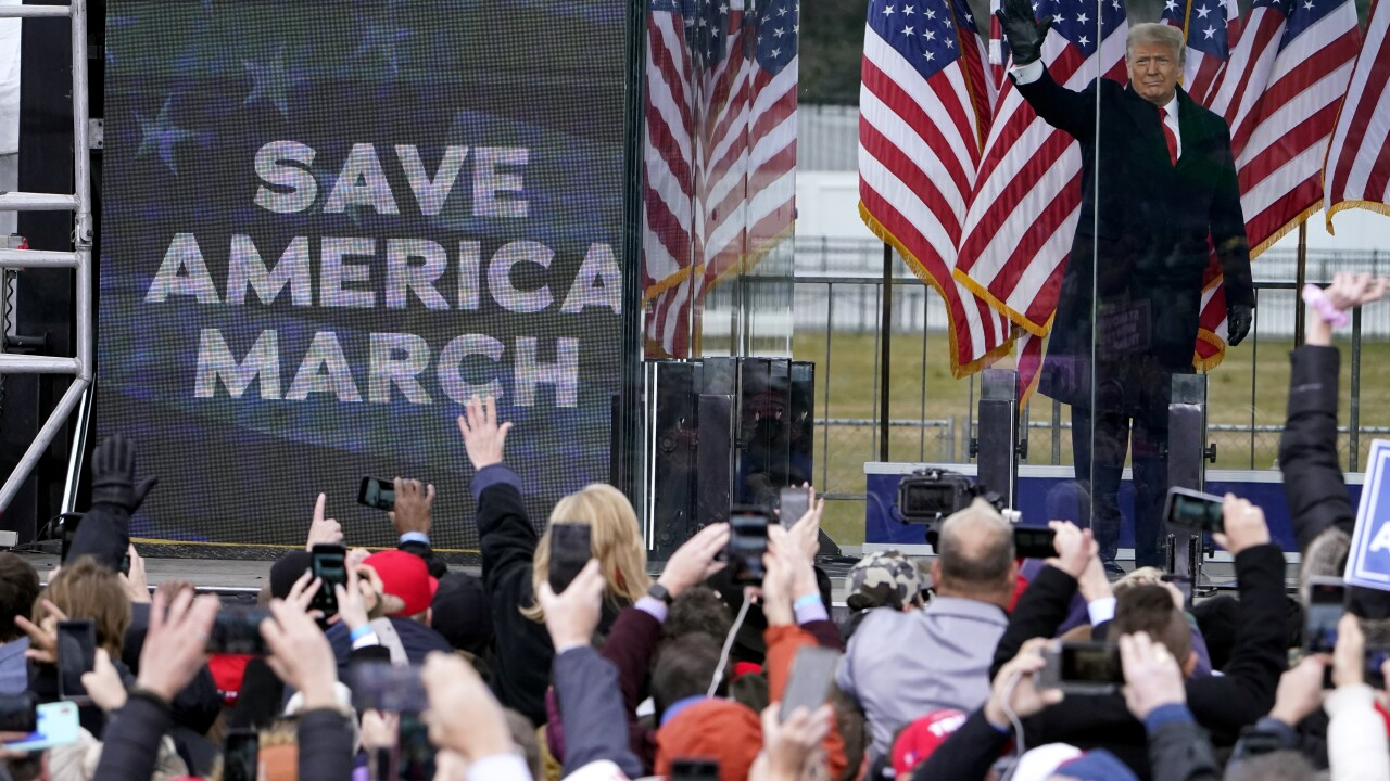 Donald Trump Save America January 6