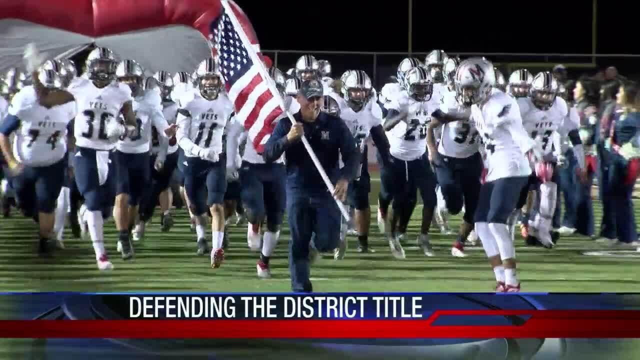 Veterans Memorial High School football