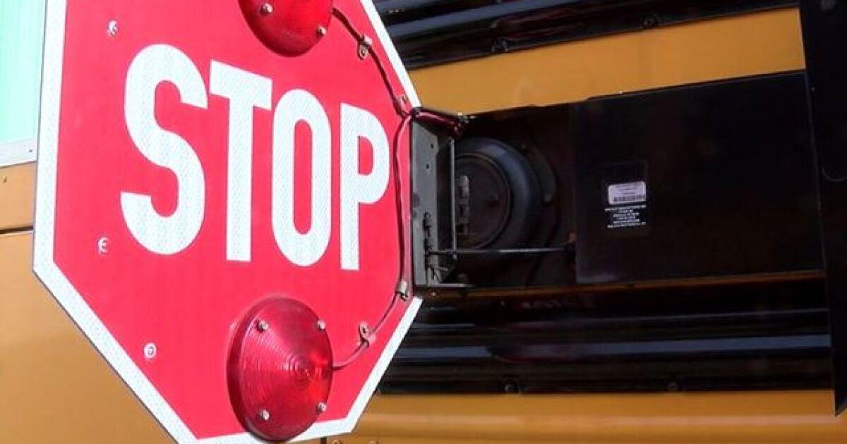 Don't pass that school bus, you maniac