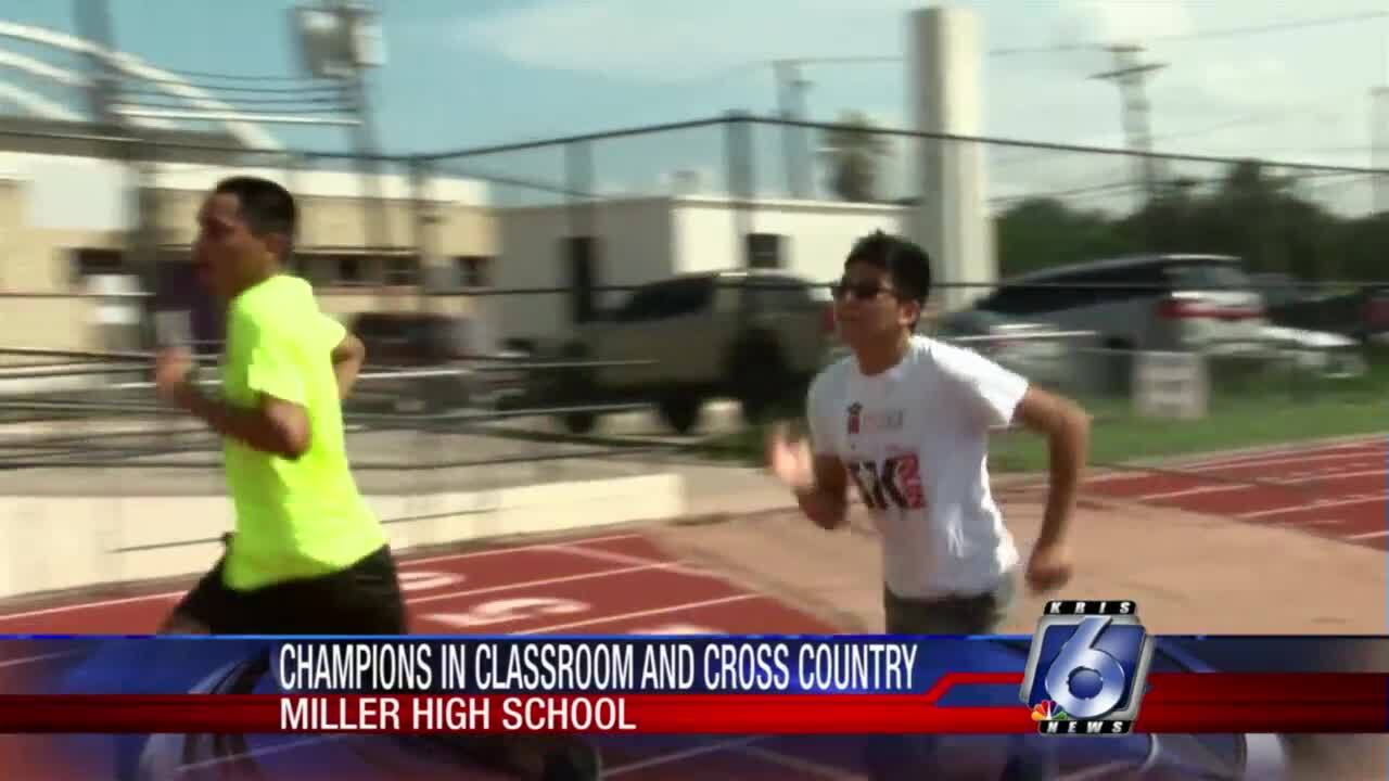 Miller High School Cross Country