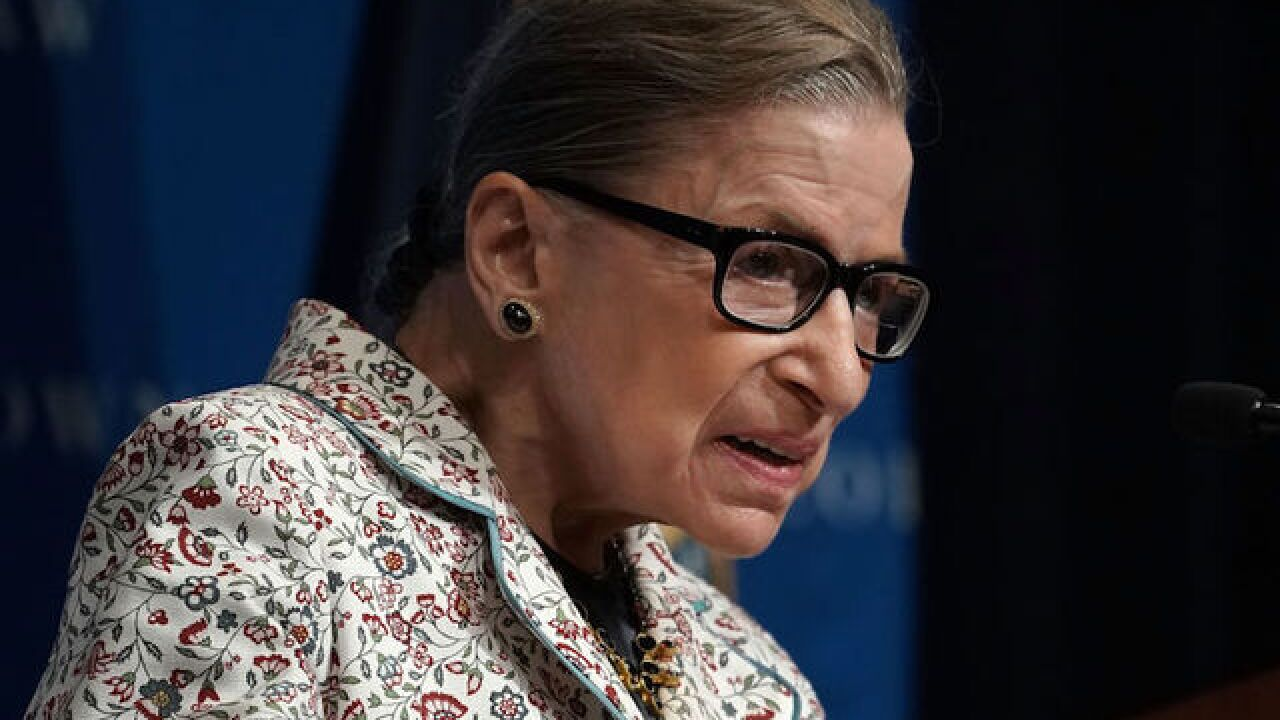 Ruth Bader Ginsburg's injury: Why falls are so dangerous for older people
