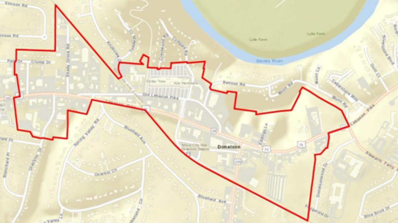 Donelson Transit Development Plan Slowed