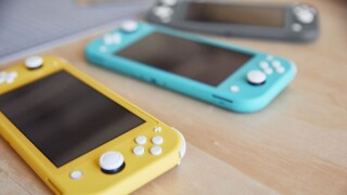 You can pre-order the Nintendo Switch Lite for $200