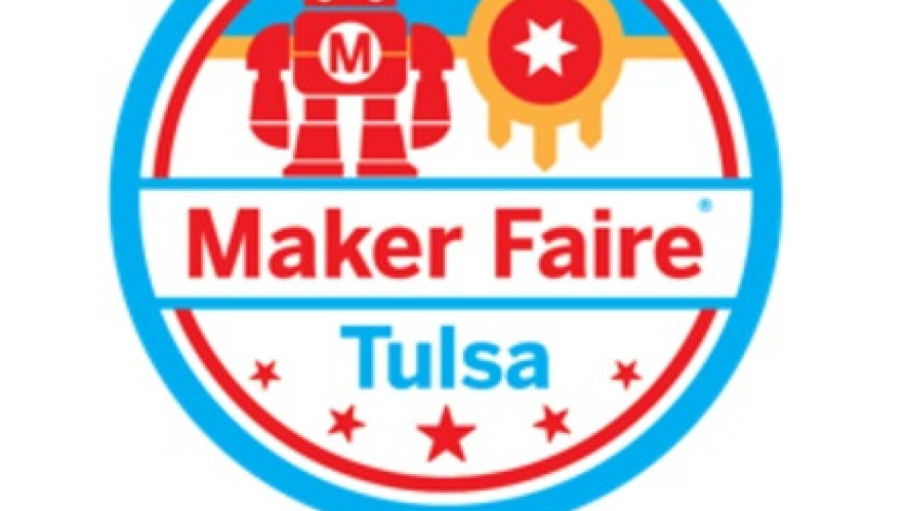 Innovation and creativity at Maker Faire Tulsa