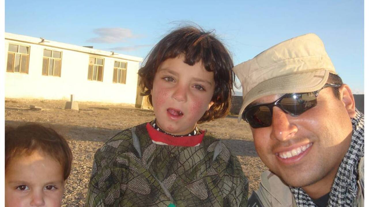 """""""I would do it again:"""" Local veteran burned badly in Afghanistan addresses Taliban takeover"""