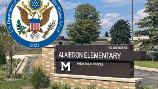 Alaiedon Elementary School in Mason