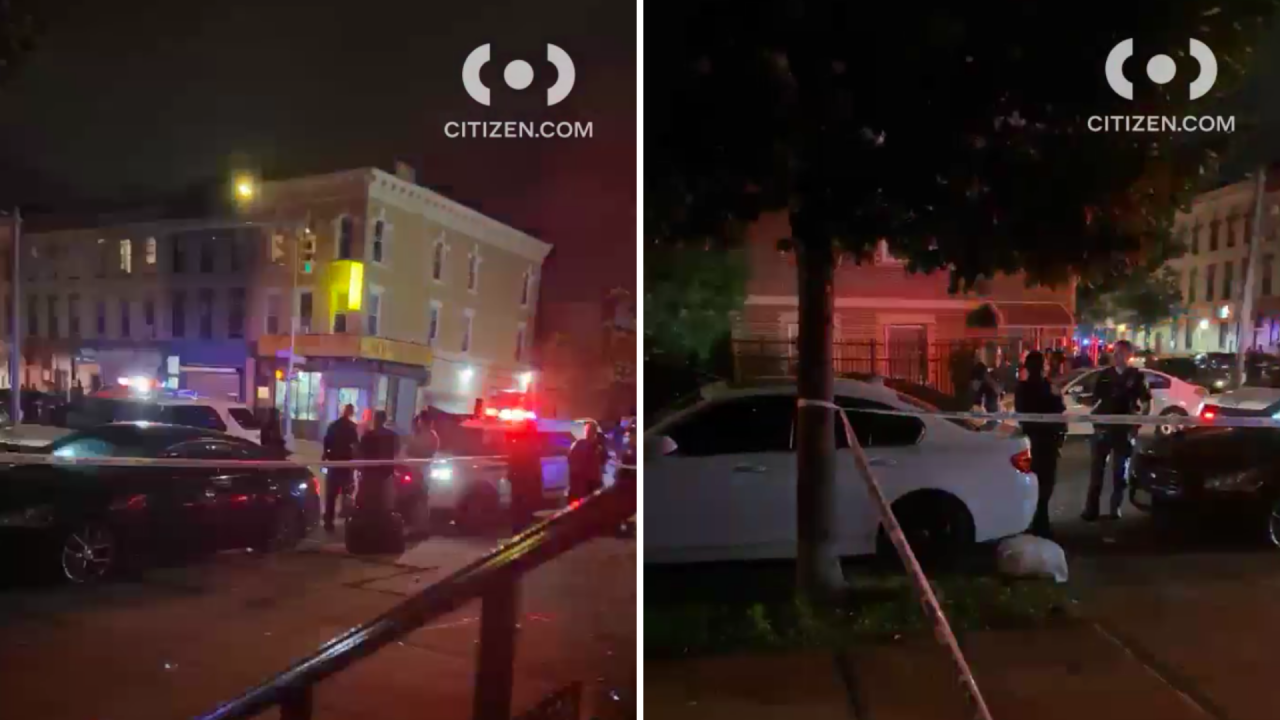 Boy shot in Crown Heights on July 12, 2020