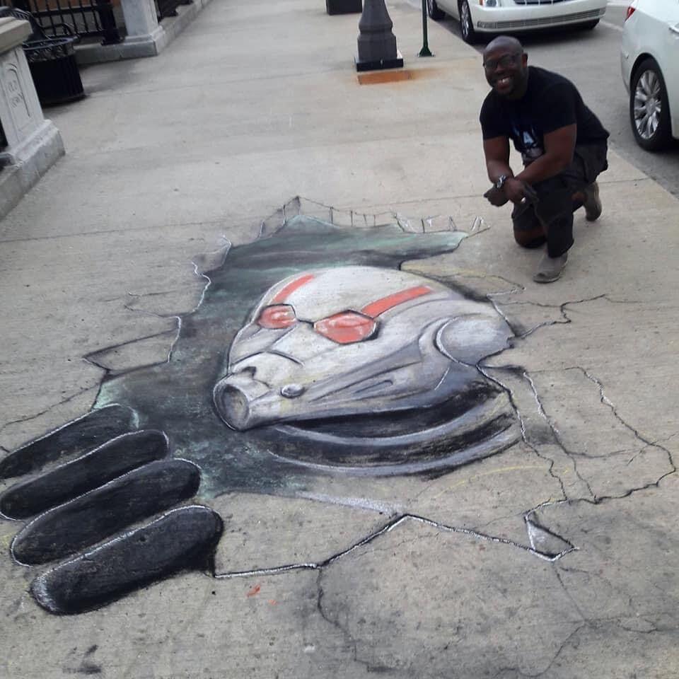 Art in Downtown Lansing