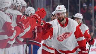 Tyler Bertuzzi, Mike Green score as Red Wings hold off Canadiens