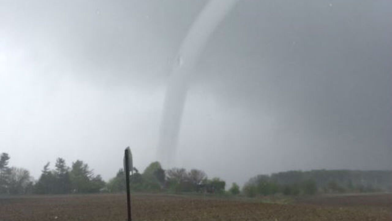 Whitestown: Tornado showed need for more sirens