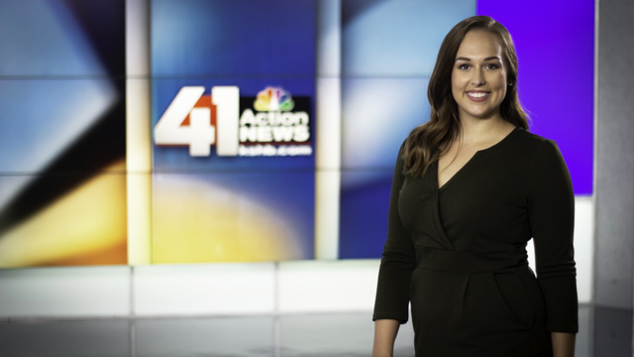 Jordan Betts - Reporter