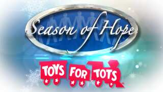 Toys For Tots 2018 – Season of Hope