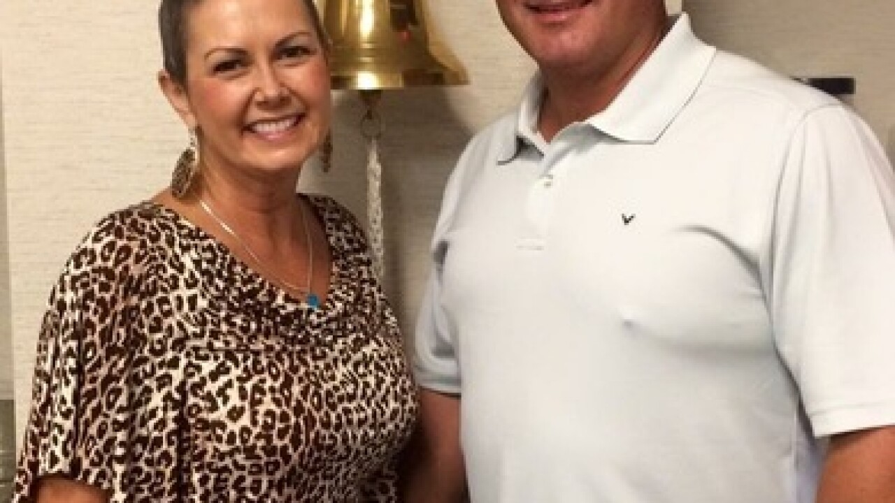 CCTA treatment helps Bixby woman fight cancer
