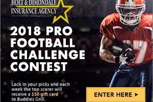 2018 Pro Football Challenge