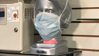 Everything Medical, a medical supply store in Las Vegas says they have sold more masks in four days than they have in the past four years in the wake of the Coronavirus global emergency