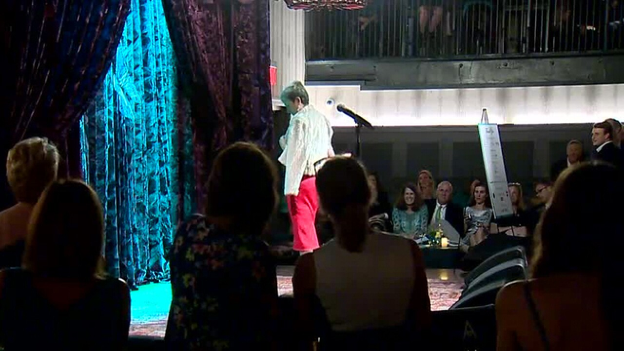 Chic Awareness, Ovarian Cancer Benefit, Held In Nashville